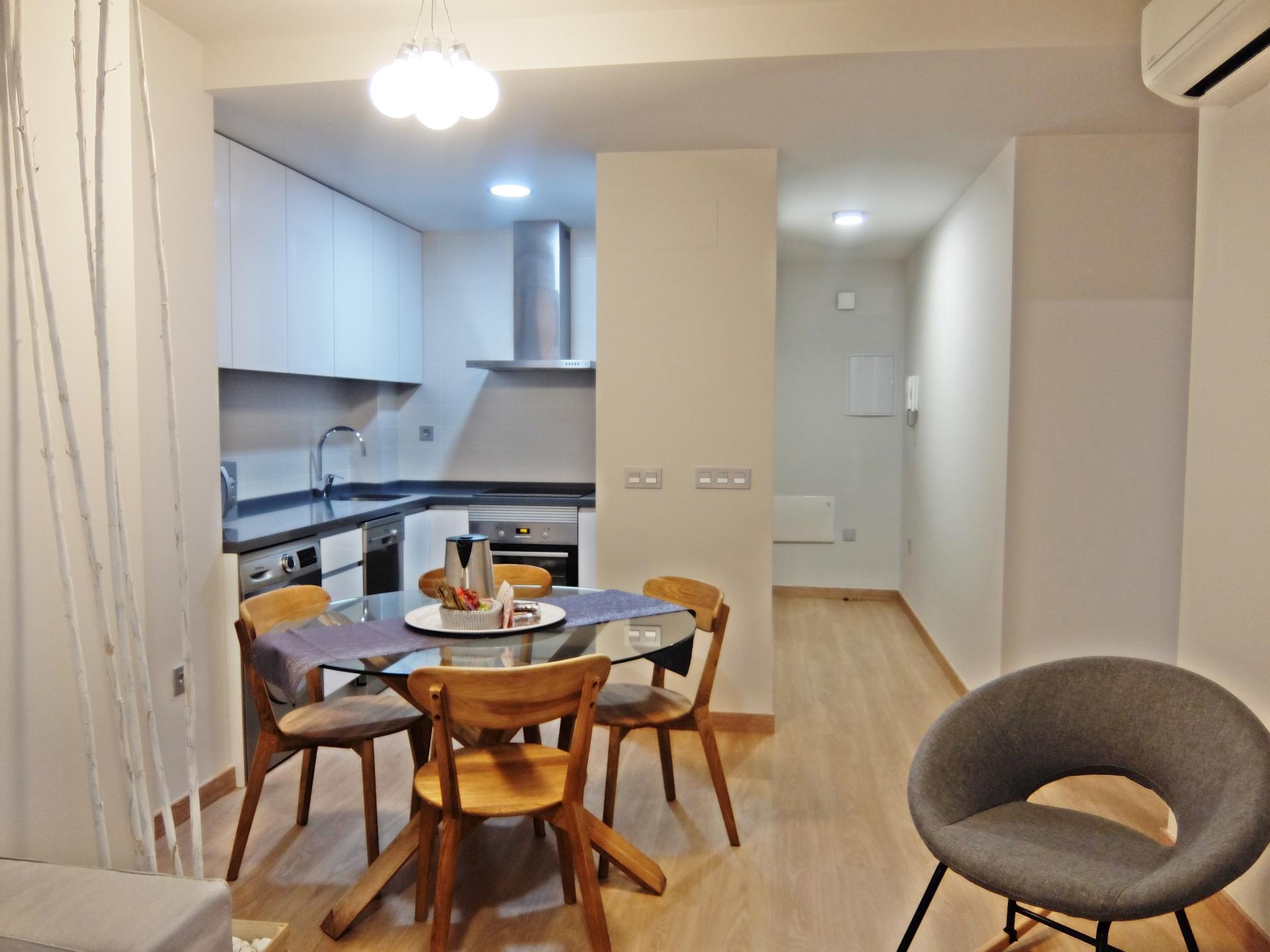 Appartement -                                       Oliva -                                       3 Schlafzimmer -                                       6 Personen
