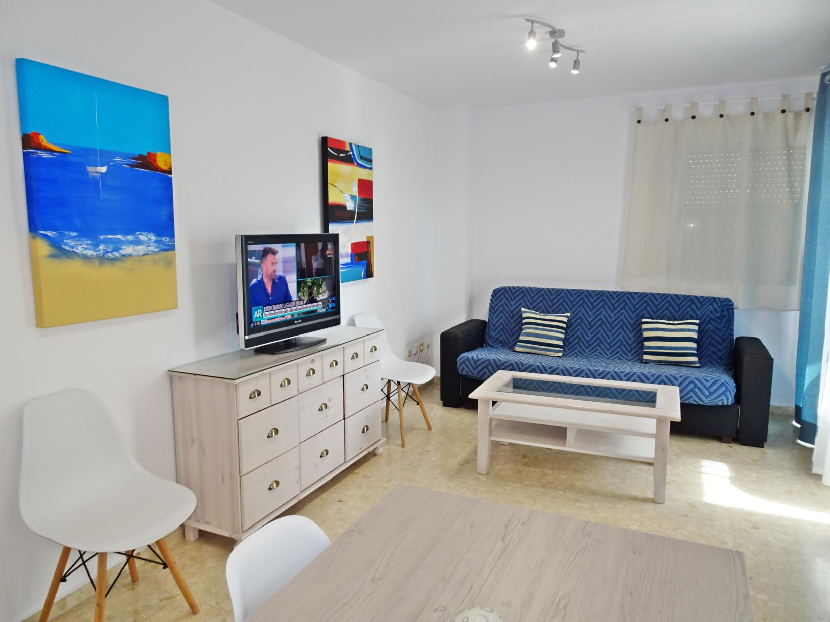 Appartement -                                       Gandia -                                       2 Schlafzimmer -                                       5 Personen
