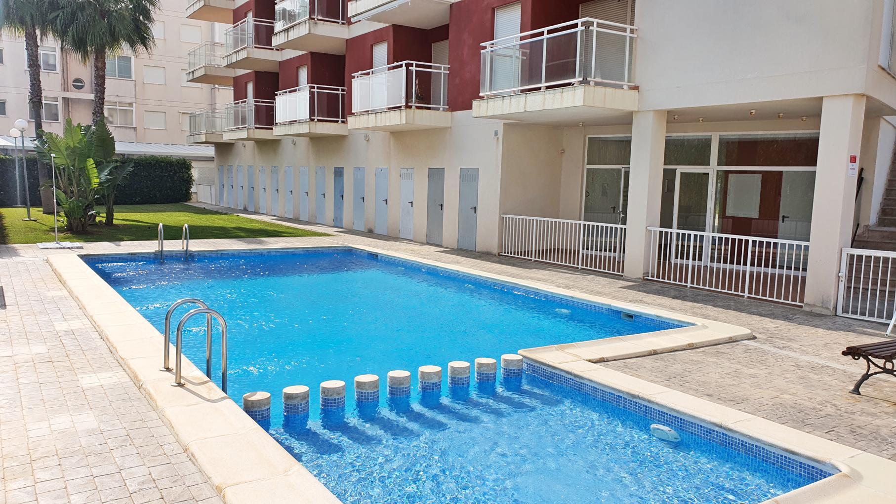 Appartement -                                       Miramar -                                       2 Schlafzimmer -                                       5 Personen