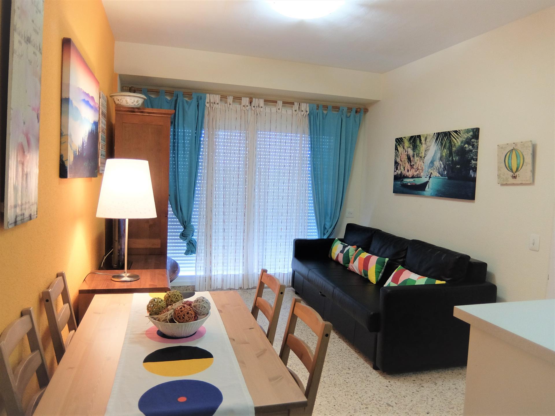 Appartement -                                       Gandia -                                       1 Schlafzimmer -                                       4 Personen