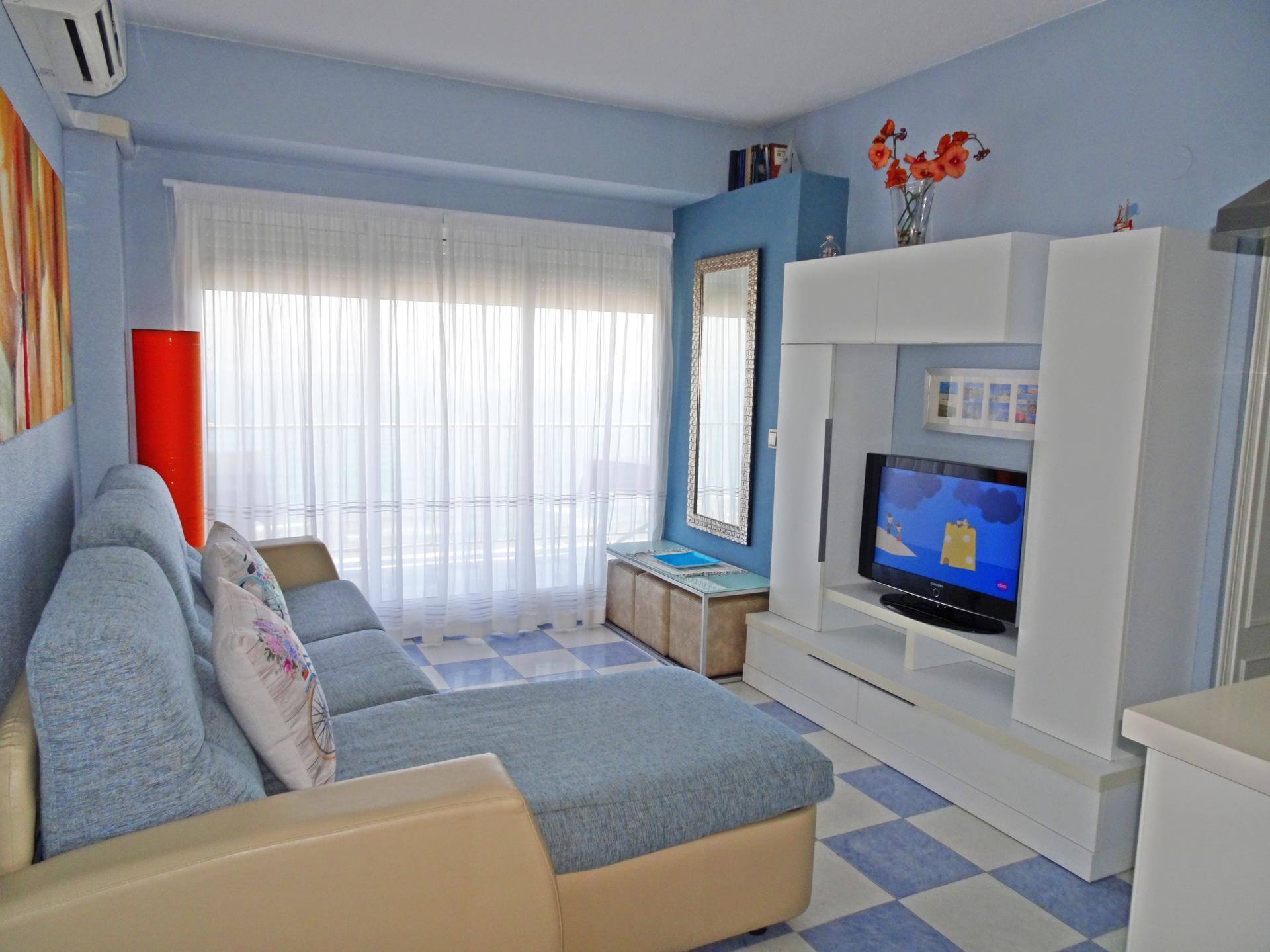 Appartement -                                       Gandia -                                       2 Schlafzimmer -                                       4 Personen