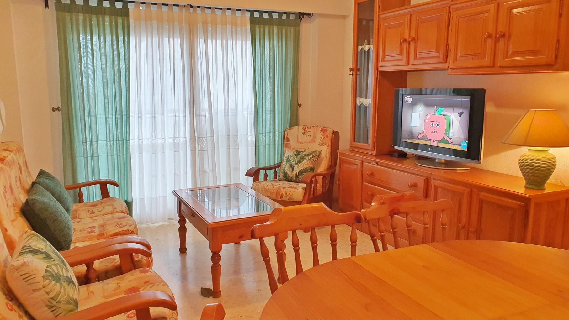 Appartement -                                       Gandia -                                       3 Schlafzimmer -                                       6 Personen